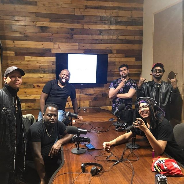 The #SCRAPESQUAD hit the @according2us2 podcast and dropped stome gems 💎 tune in on spotify and learn about who we are and what we do we also got to discuss topics like what we define as success in the industry, how we can build our countries and more!