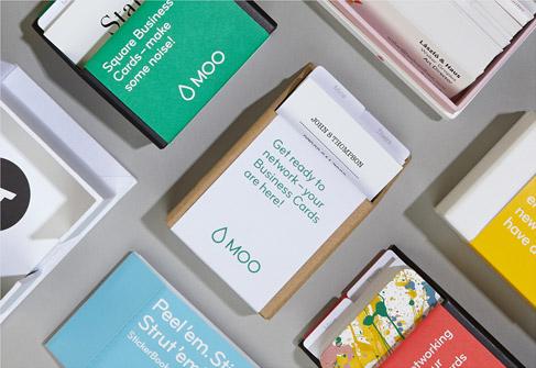 moo pretty cool online print design service danny lin