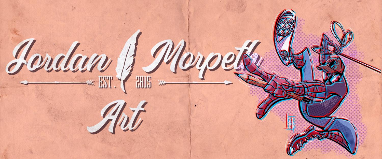 Jordan Morpeth Art