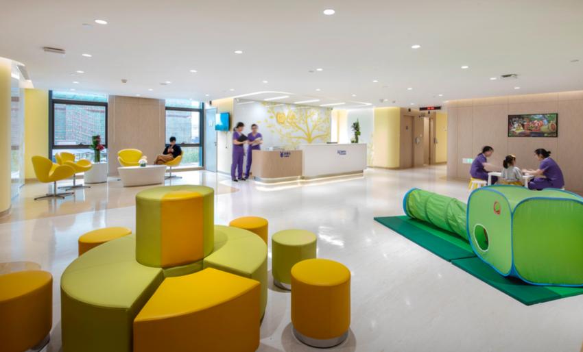 Winner - Shanghai Pudong United Family Hospital - M Moser Associates