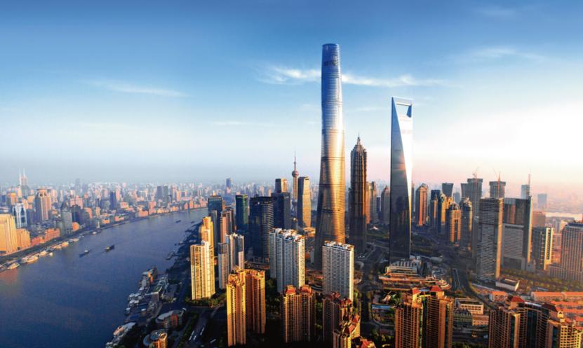 Shanghai Tower - Gensler - Finalist