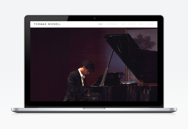 Thomas Nickell (Classical Pianist)