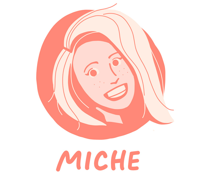 miche  •  illustration & design