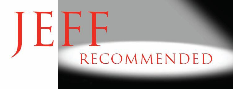 The show has been Jeff Recommended!