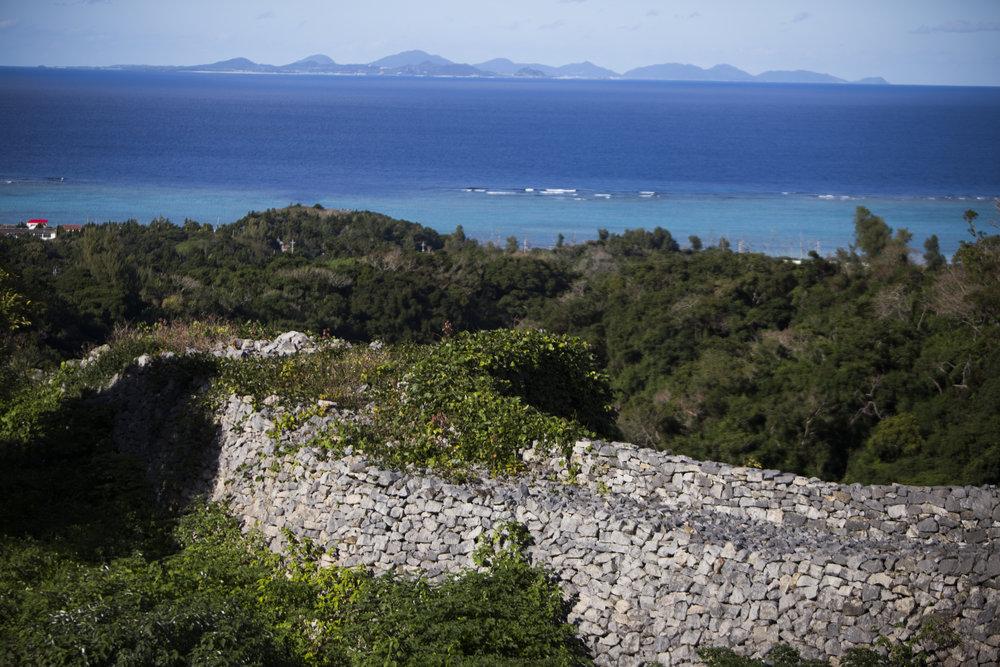 Nikijin Castle ruins