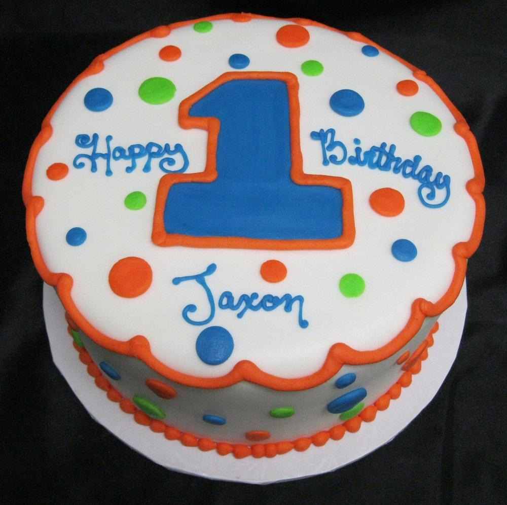 Jaxon Cake