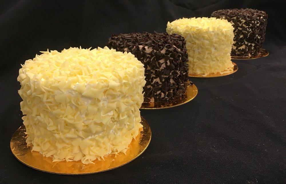 Mini Cakes — Craig\'s Cake Shop