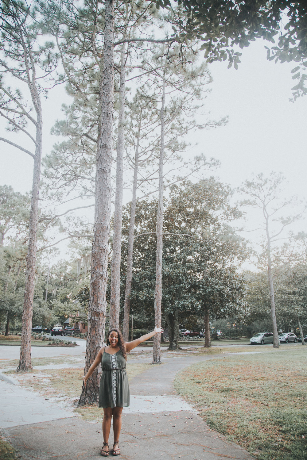North Carolina in September for our honeymoon was super romantic, affordable, and just really, really dreamy. Geeking out over HIT TV SHOW HOT SPOTS, freakin' amazing Southern beaches, and our little, honeymoon treehouse.