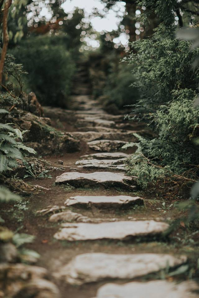 steps-stones