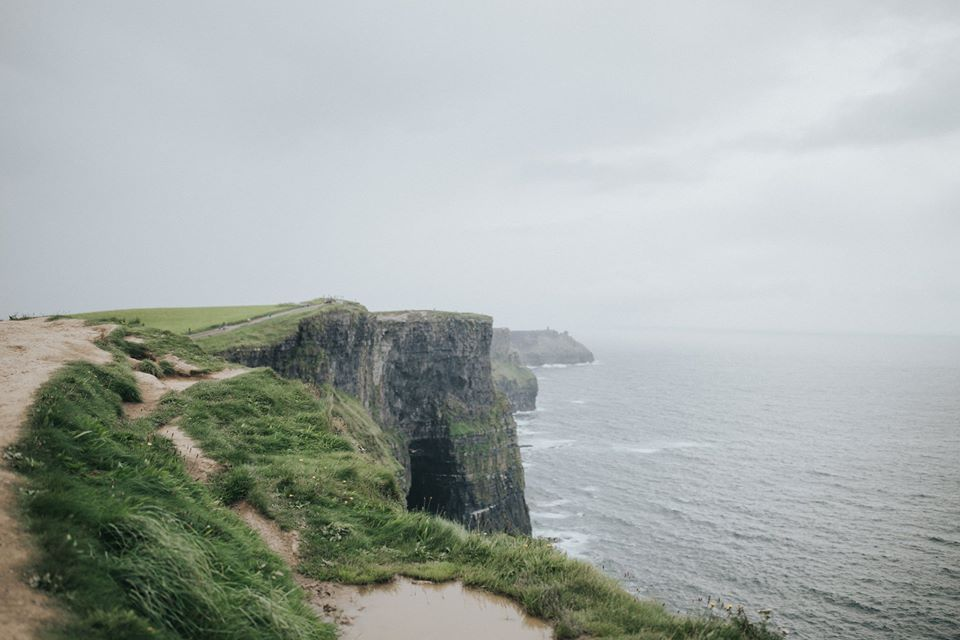 water cliffs