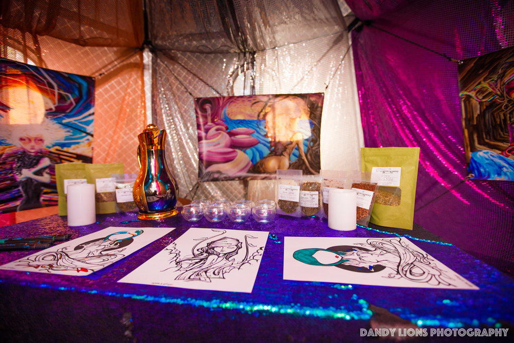 Cosmic Tea Dome
