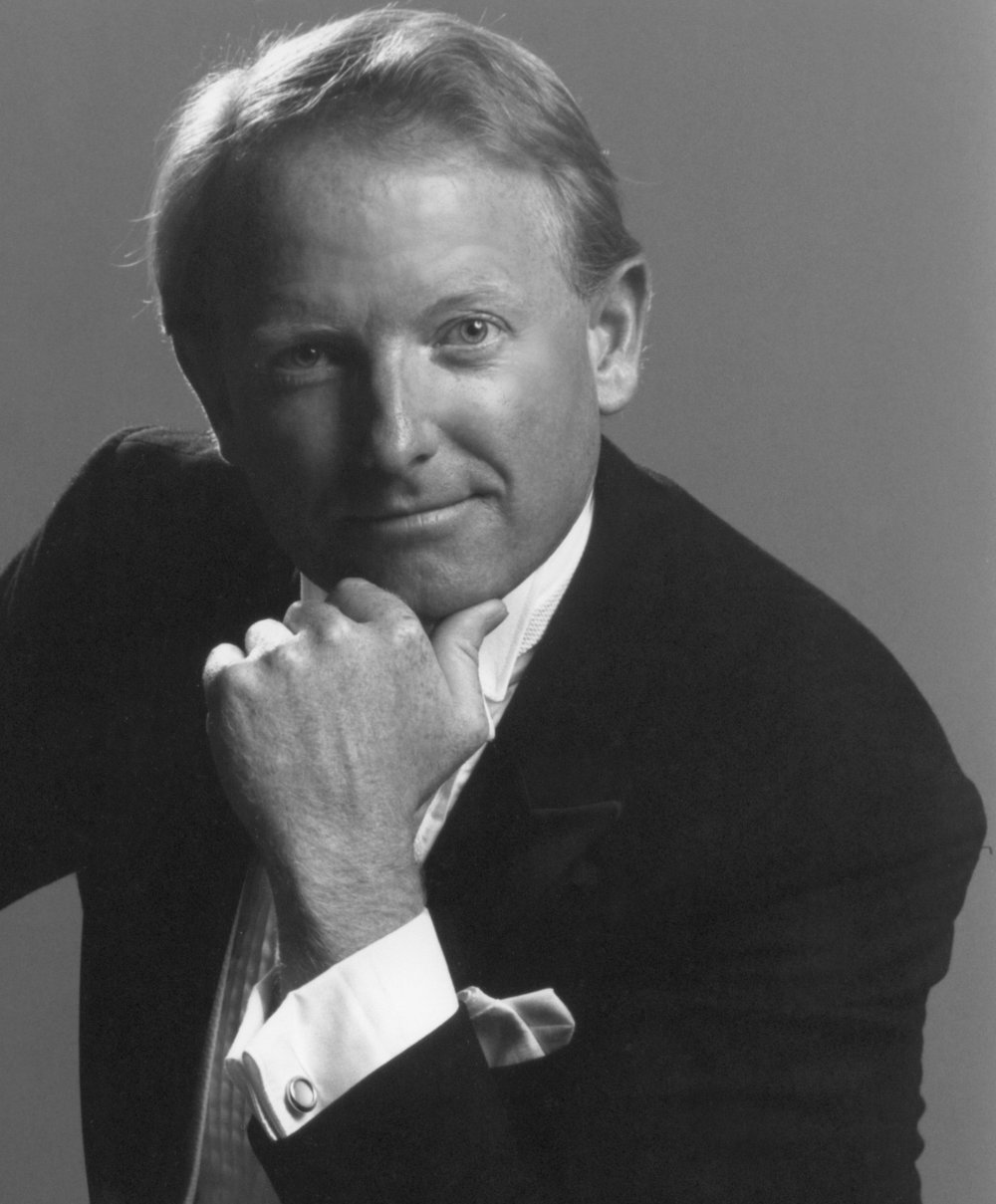 Daniel Kepl in 2003: Founding Artistic Director of the Santa Barbara Chamber Music Festival and conductor of the American Collegiate Symphony Orchestra