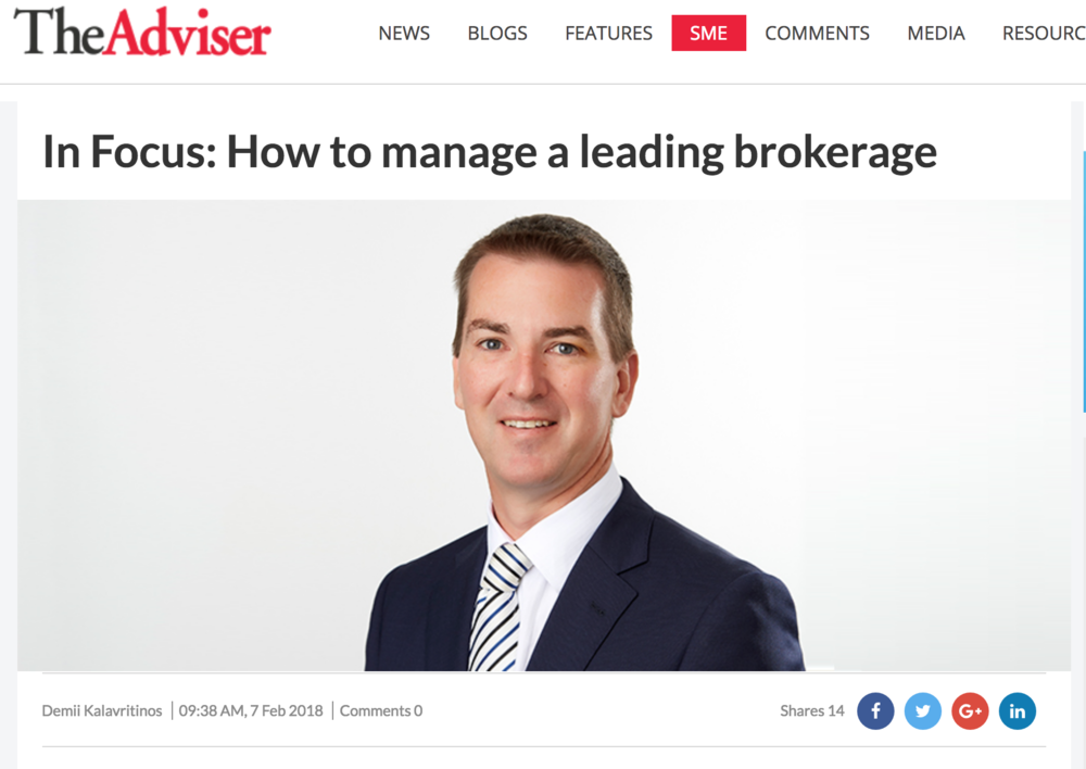 in focus: how to manage a leading brokerage  8 Feb 2018  Ahead of his session at The Adviser's Better Business Summit, the Australian Lending & Investment Centre's managing director, Jason Back, reveals how he runs one of the country's leading independent brokerages, his thoughts on outsourcing, and why training is imperative.