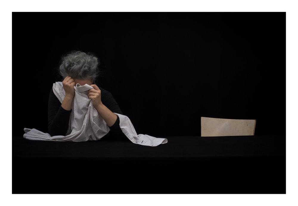 Untitled, Separation #3, 2018