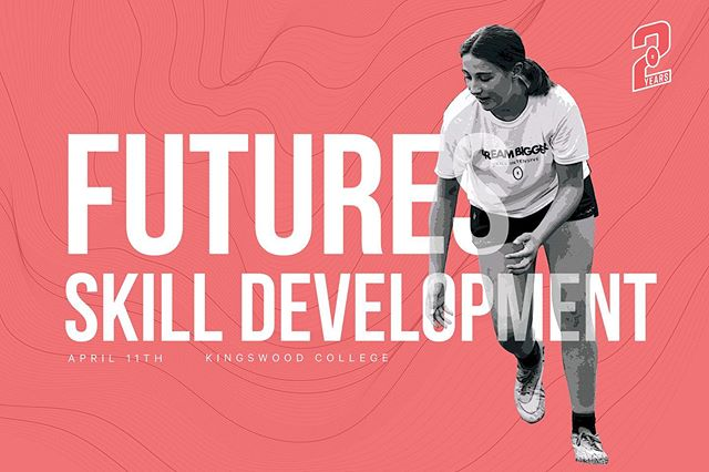 "FUTURE SKILLS DEVELOPMENT || ⁣To celebrate our 2 year anniversary we present the ""Future Skills Development"". Aimed to improve and developed passionate junior footballers ages 13 and below. ⁣ ⠀⠀⠀⠀⠀⠀⠀⠀⠀ The Futures Skills Development includes:⁣⠀ -Be coached by AFLW players from clubs such as Melbourne, Collingwood and Westernbulldogs Football Club⁣⠀ -Develop basic fundamentals with safe and correct technique ⁣ -Learn new skills ⁣⠀ -Have lots of fun and make new friends ⁣⠀ -Free GFA 2 Year Anniversary Tee⁣⠀ ⁣ ⠀⠀⠀⠀⠀⠀⠀⠀⠀ Details⁣⠀ -Tuesday 9th April ⁣⠀ -10am till 3pm⁣⠀ -Kingswood College, Box Hill⁣⠀ -$99.95 plus Free GFA 2 Year Anniversary Tee (includes GST"