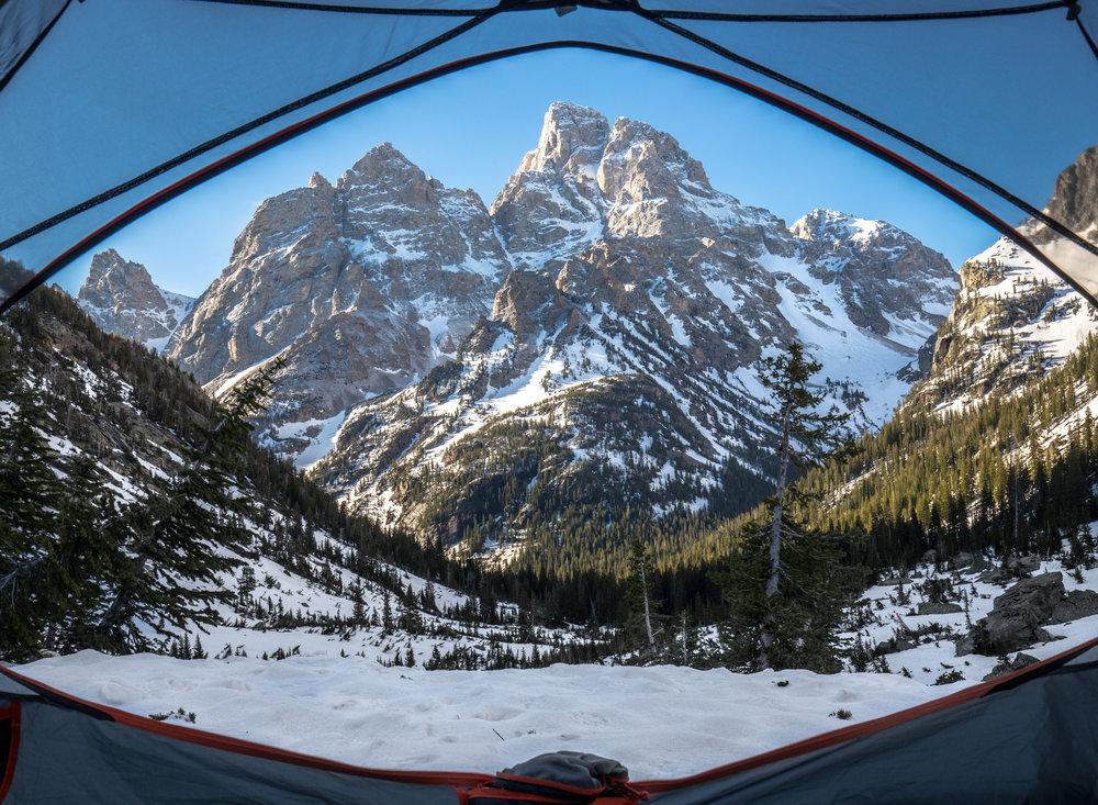 Grand Teton National Park // Photo: Me! (Randy Johnson)
