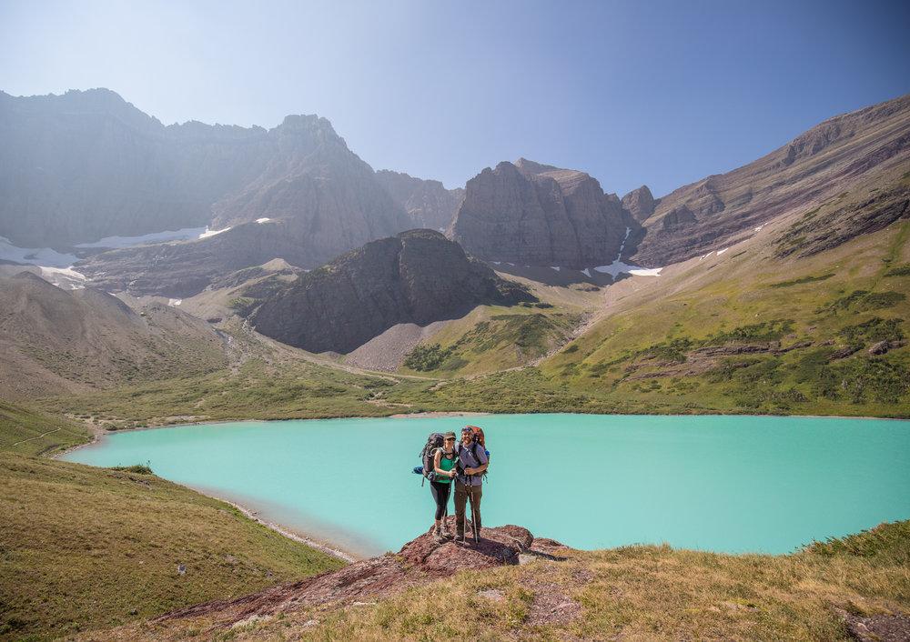 Glacier National Park // Photo: Me! (Randy Johnson)