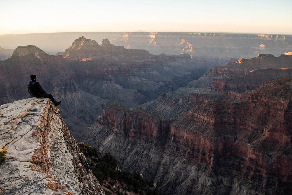 Grand Canyon North Rim // Photo: Me! (Randy Johnson)