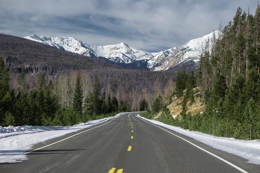 Rocky Mountain National Park // Photo: Me! (Randy Johnson)
