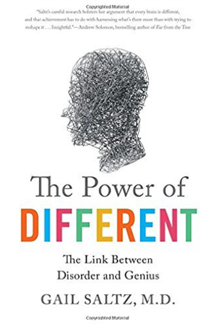 The Power of Different by Gail Saltz, M.D.