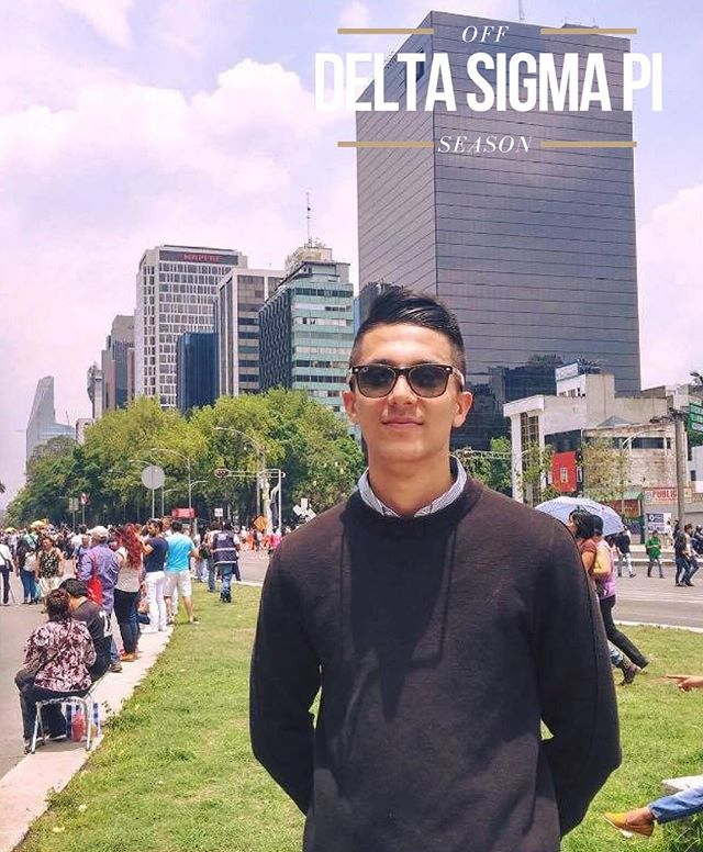 We're back on a Wednesday with brother Yosuf Kushan! He spent his summer studying LGBT, Migration and Health Studies in Mexico City.  Yosuf learned a lot about Mexican LGBT challenges and about the history of colonization. He has had the opportunity to to speak with and listen to the struggles of refugees entering Mexico from all around the world! #offseason #summer #uwbothell