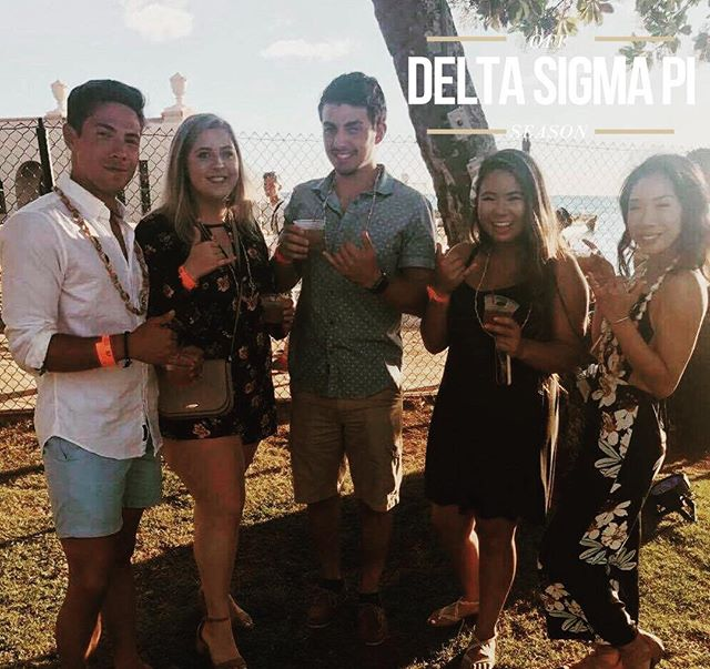 Giant turtles and skydiving anyone?  DSP takes Hawaii!  #offseason #summer #deltasigmapi