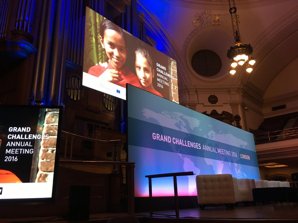 Grand Challenges Annual Meeting