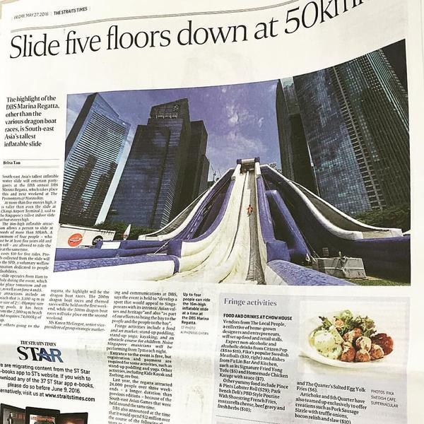 Straits Times May 2016