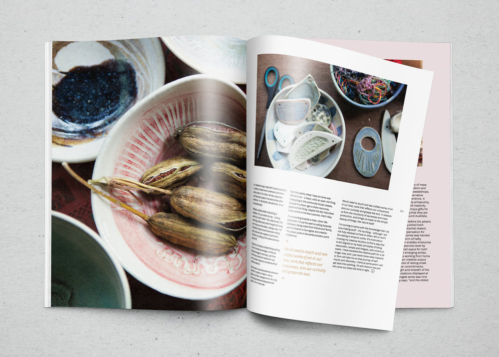 JUNKIES MAGAZINE  Design and layout of quarterly international magazine.