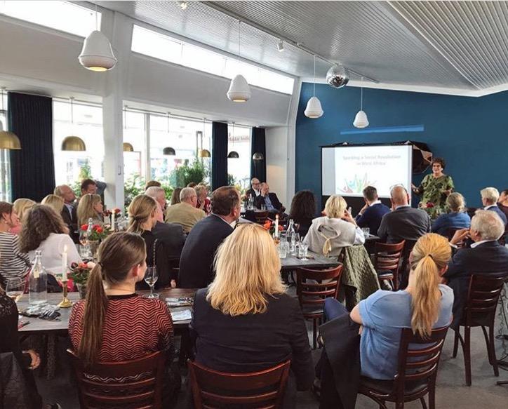 Tostan DK afholder arrangement med foredrag