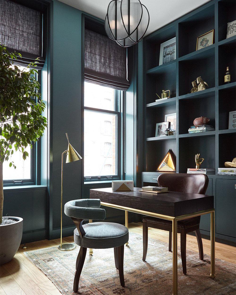 Washington Street, New York — Interior by Consort / Photograph by Reid Rolls