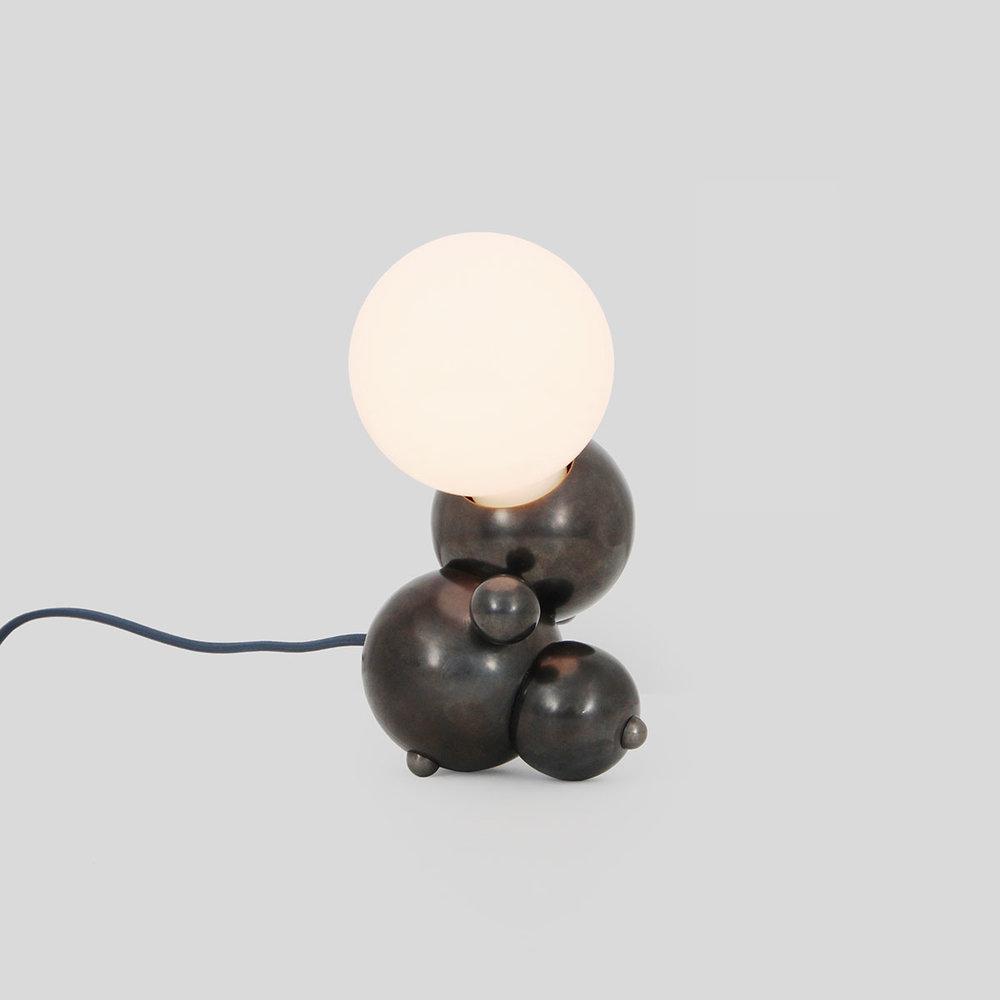 BUBBLY 01-LIGHT SM TABLE LAMP
