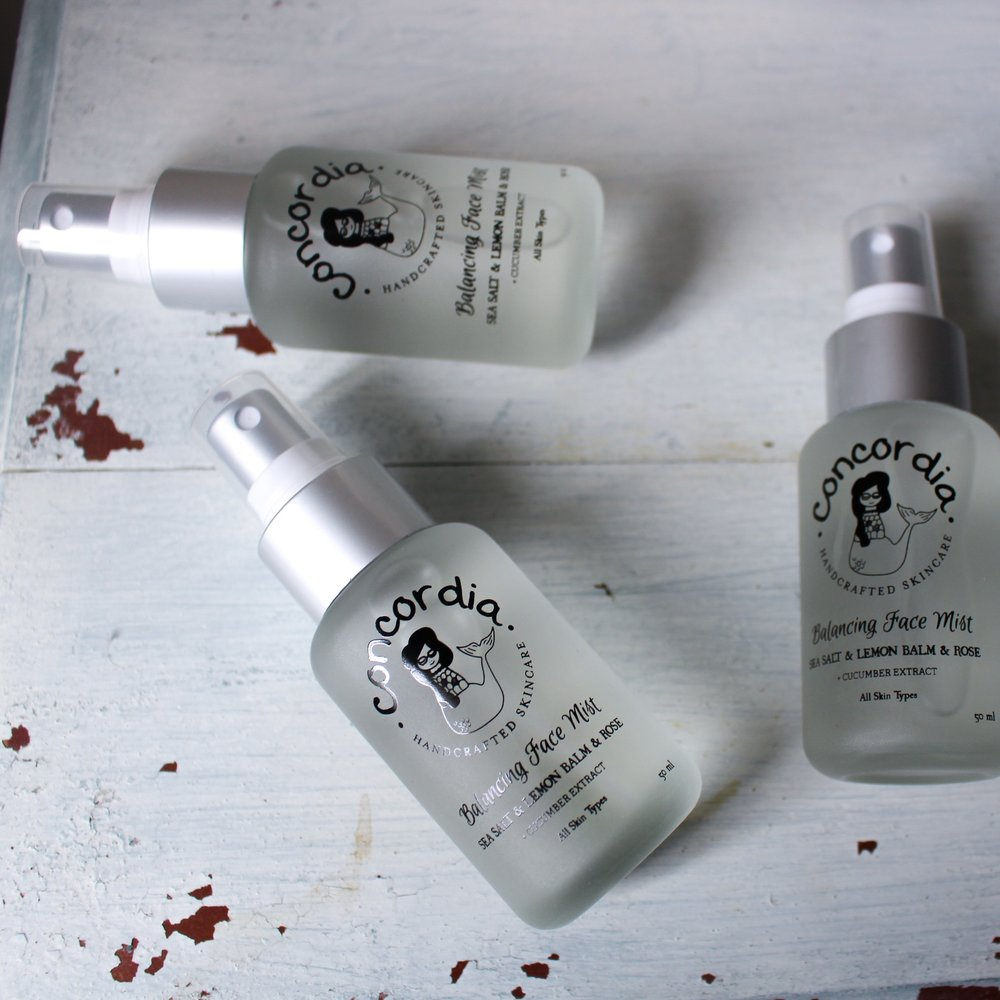 Concordia Handcrafted Skincare