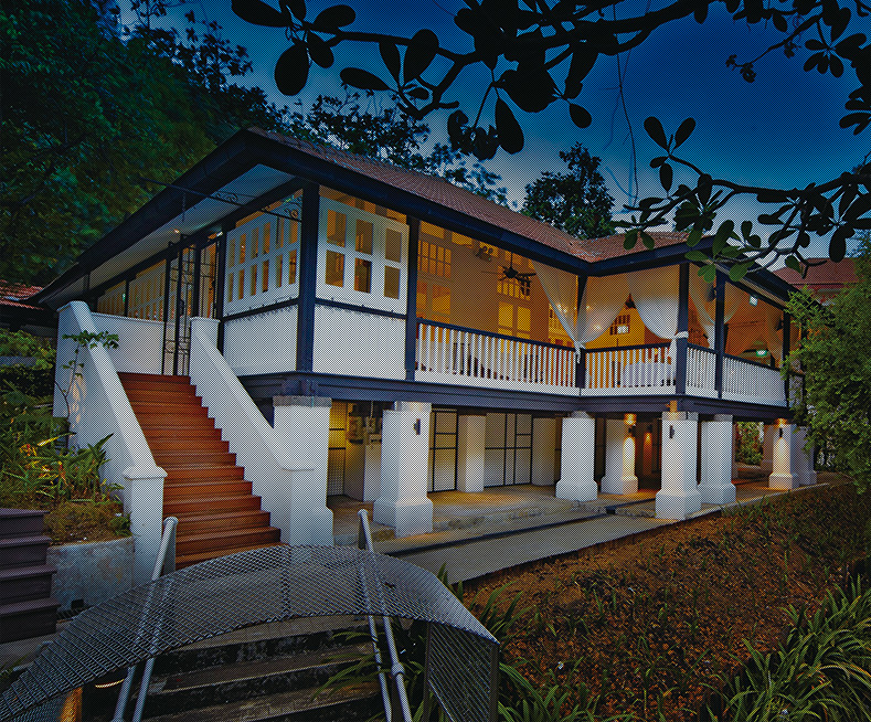 SINGAPORE   Lewin Terrace   Learn more