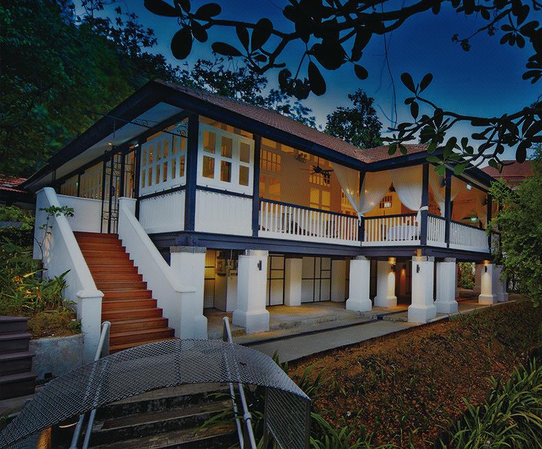 SINGAPORE   Lewin Terrace   Learn more