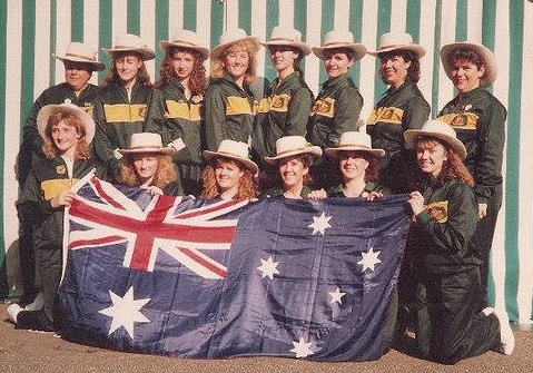 1987 First Australian Squad