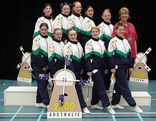 2000 Australian Squad