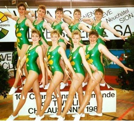 1989 Team Australia