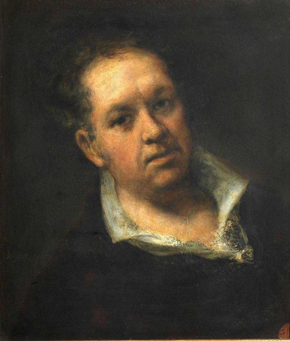 Selbstbildnis von 1815 - Quelle: Wikipedia Commons
