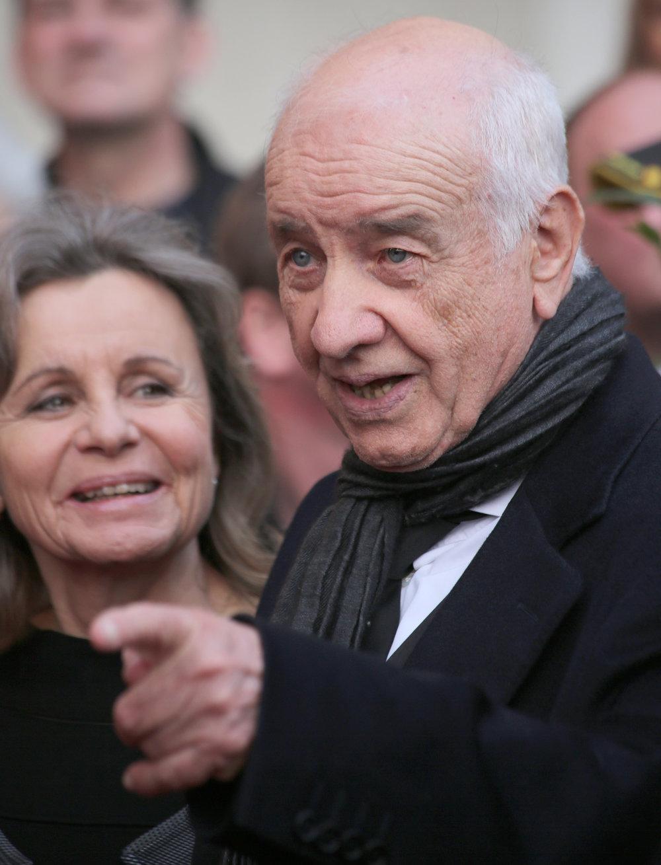 Armin Mueller-Stahl und Gabriele Scholz, 2013 - Quelle Wikipedia Commons