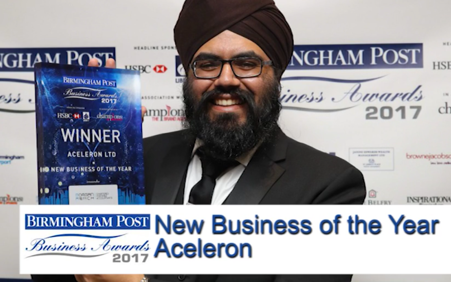 Aceleron-new-business-of-the-year