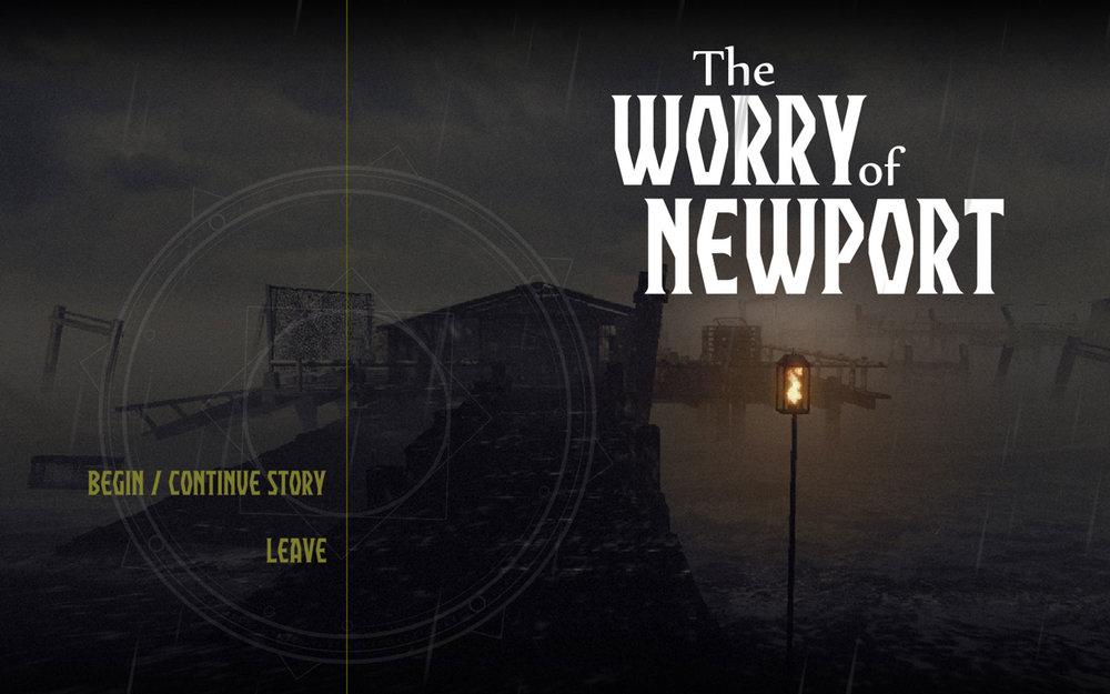 WORRY OF NEWPORT (Mod) SCORE