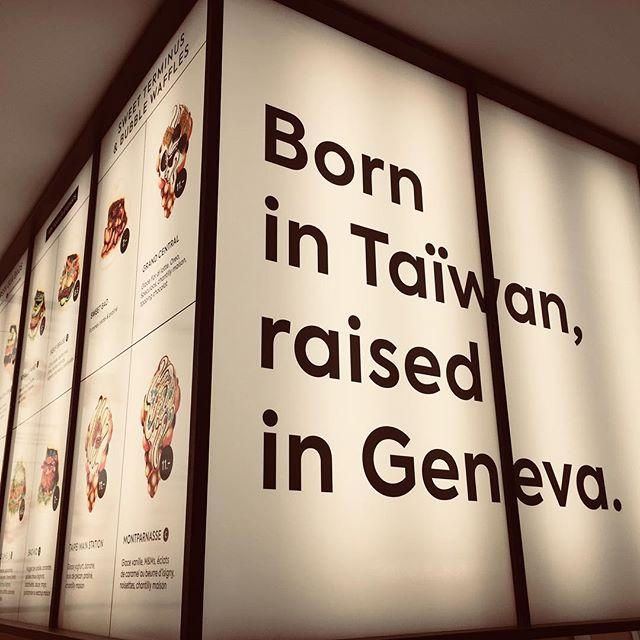 Sooooon in Geneva !#eatwithyourhands #proud #megateam #bao #guabao #taiwan #geneva #goodmorningagency #goodmorning