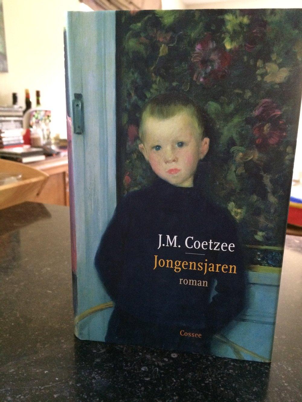 Coetzee - jongensjaren