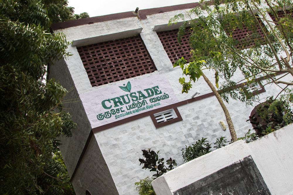 SOTE's Partner CRUSADE