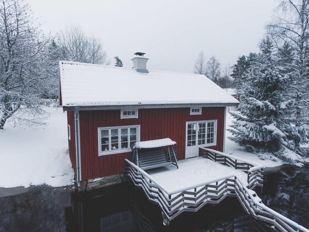 SIMK cabin in Mullsjo