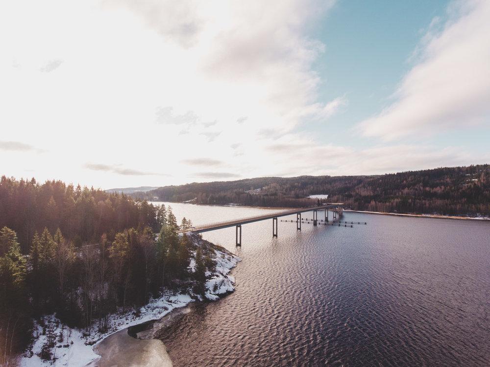 SIMK swedish landscape