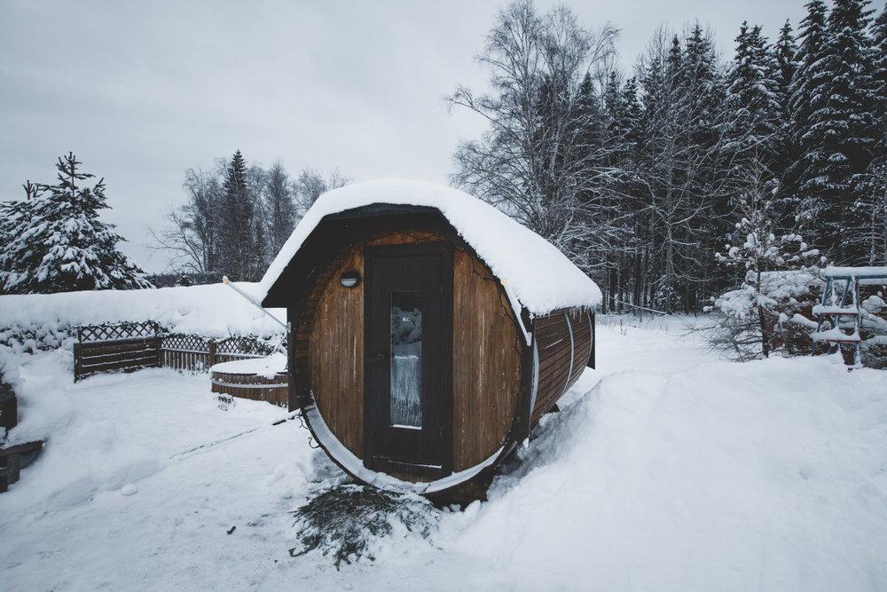 SIMK sweden wood stove sauna