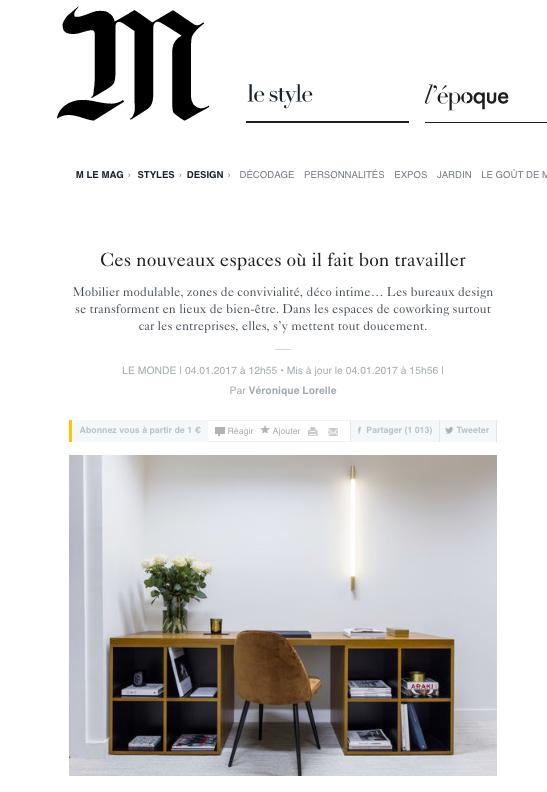 LE MONDE.FR, 4 JANVIER 2017