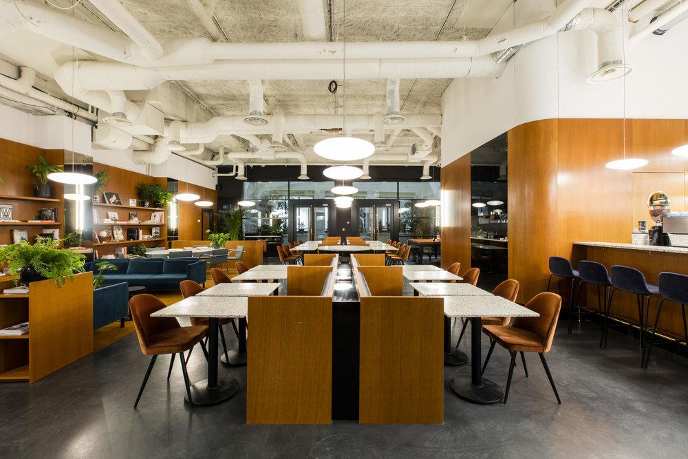 The bureau premium coworking in paris